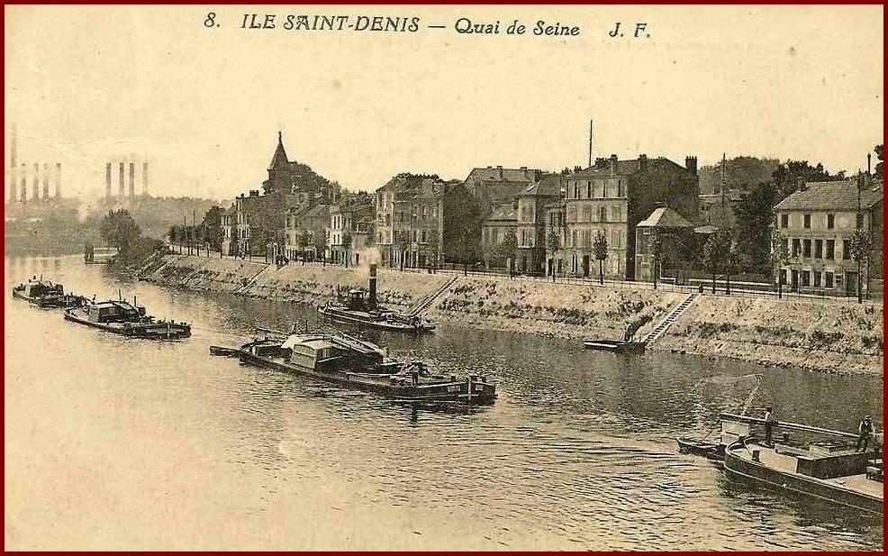 93450 l ile saint denis quai de seine - Chambre des notaires seine saint denis ...